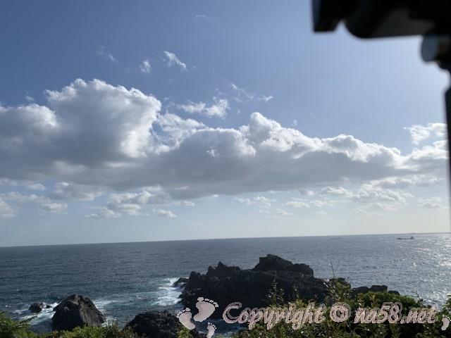 本州最南端 潮岬からの景観(和歌山県串本町)