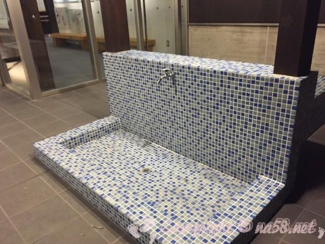 「道の駅たいじ」(和歌山県太地町)の洗い場