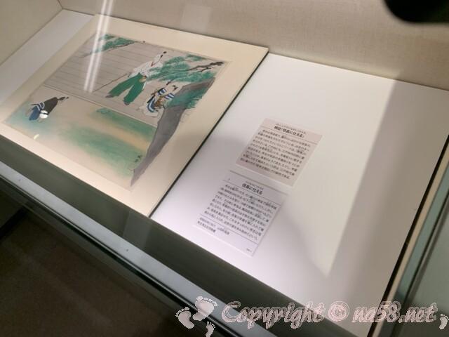 「秀吉清正記念館」 特別展の絵物語 前編