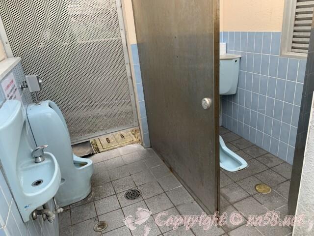 「豊浜海釣り公園」愛知県南知多町 のトイレ 男性用