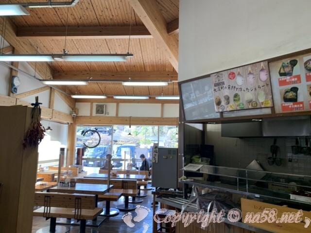 道の駅 吉野路大淀iセンター(奈良県吉野郡)食事処レストラン