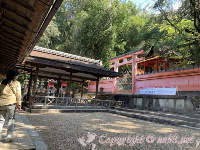 奈良県春日大社 若宮神社