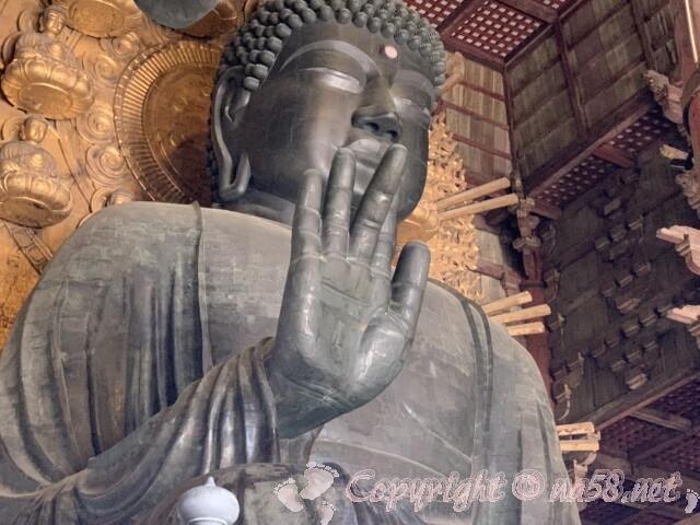 奈良県 東大寺の大仏様