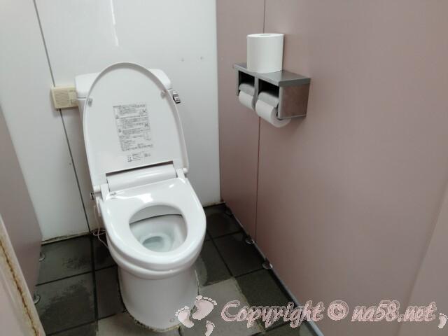 道の駅湖北みずどりステーション(滋賀県長浜市)トイレ
