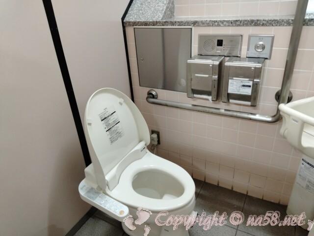 道の駅 塩津海道あぢかまの里(滋賀県長浜市)トイレ