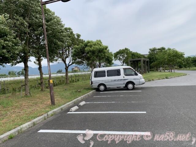 道の駅湖北みずどりステーション(滋賀県長浜市)車中泊