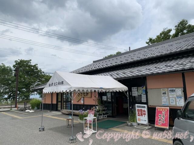 道の駅近江母の郷(滋賀県米原市)