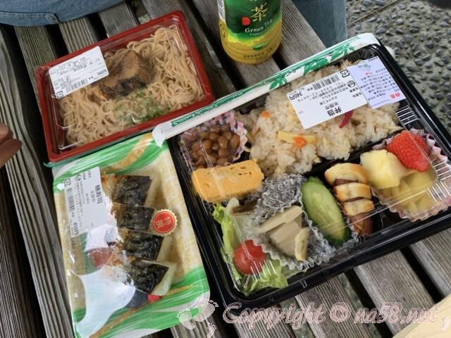 「道の駅 近江母の郷」(滋賀県米原市)のお弁当とお惣菜
