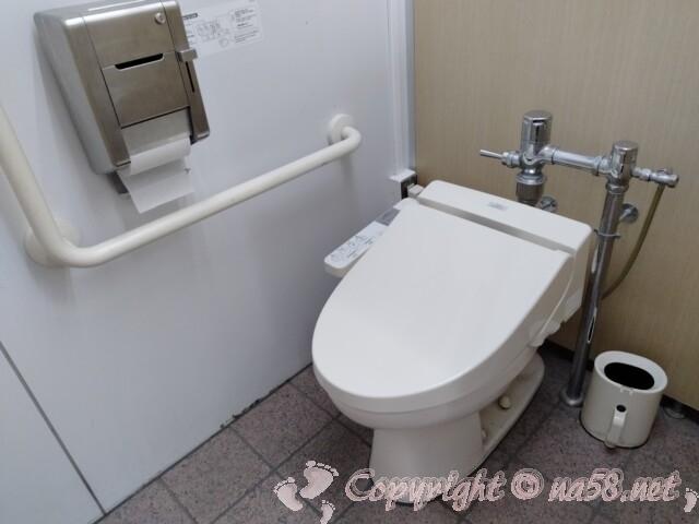 「道の駅 せせらぎの里こうら」滋賀県犬上群甲良町 トイレ