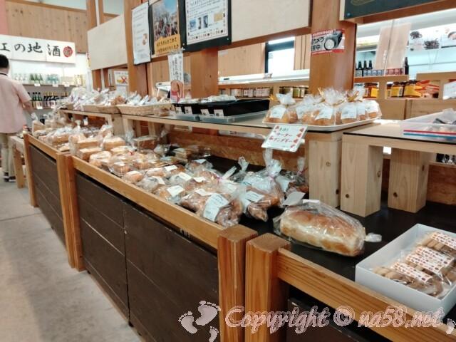 「道の駅 せせらぎの里こうら」滋賀県犬上群甲良町 産直や手作りパン