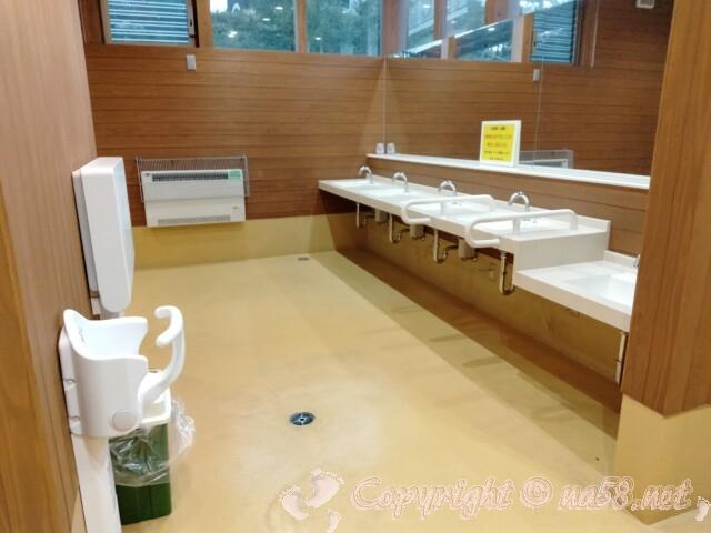 道の駅 美ヶ原高原 トイレ洗面所